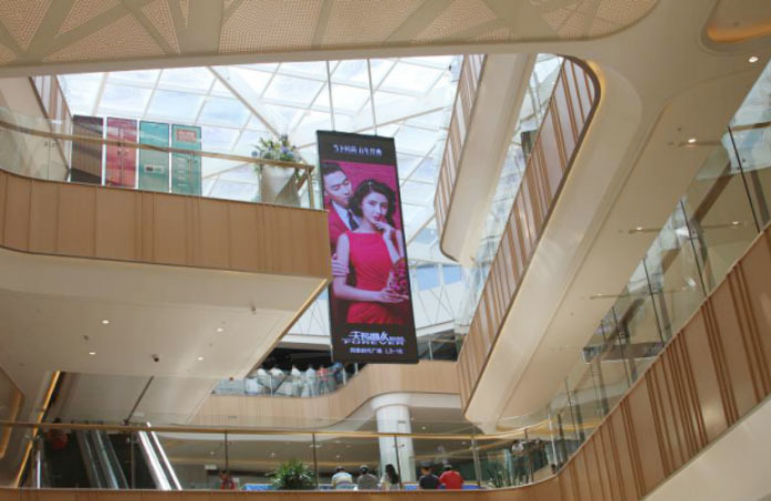 Outdoor Led Display Screen for Shopping mall