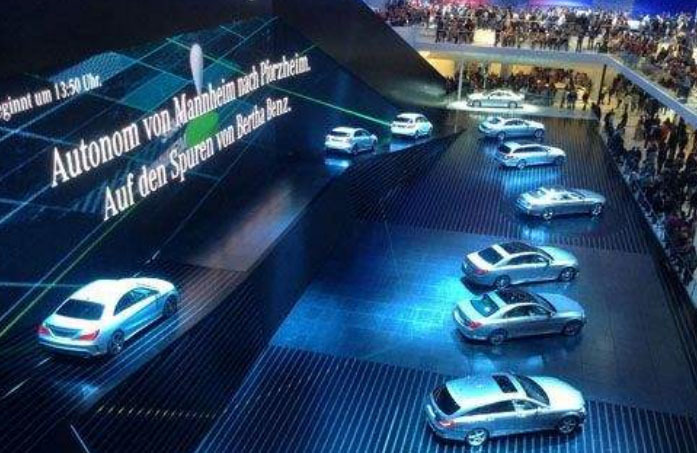 Led Video Screen for Exhibition