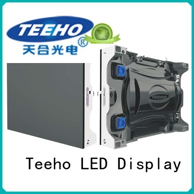 Teeho waterproof Small Pixel LED Display bulk production for subway