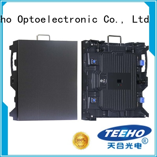 Teeho thin led wall for wholesale for exhibition