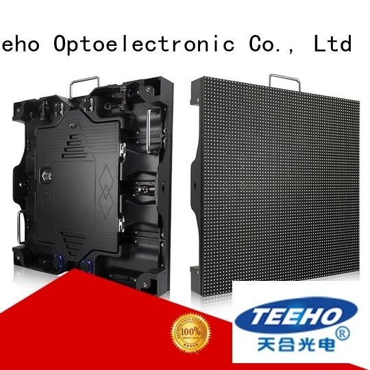 Teeho p5 led panel bulk production for leisure square