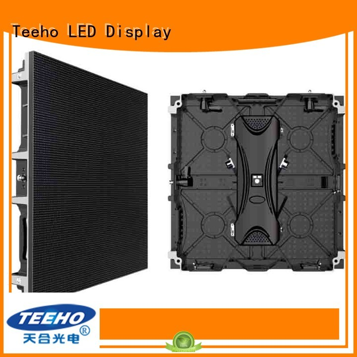 clear narrow pixel pitch led screen for wholesale for airport