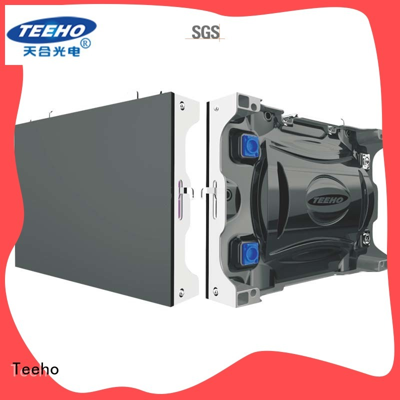 Teeho advanced technology Small Pixel LED Display bulk production for military control room