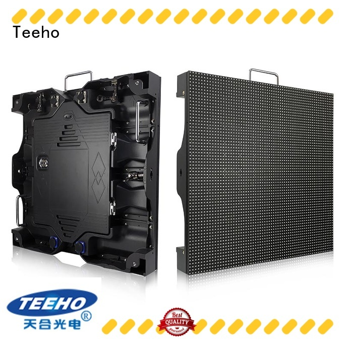 Teeho fixed led display factory price for transportation sign