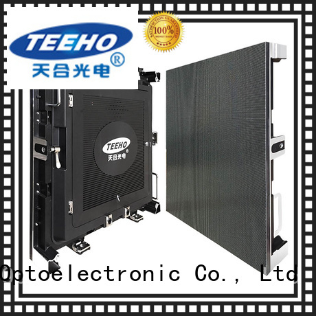 Teeho p5 led factory price for roomhotel hall