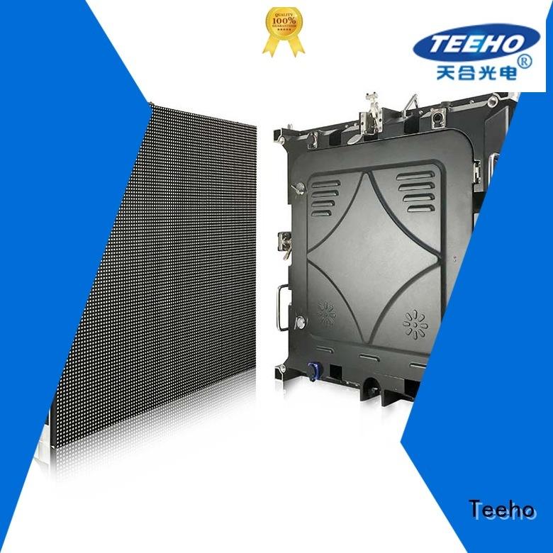 Teeho long lifespan fixed led display bulk production for transportation sign