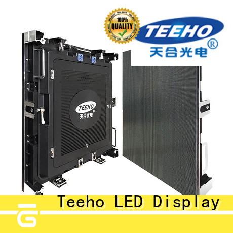 Teeho inexpensive indoor p5 led marketing for roomhotel hall