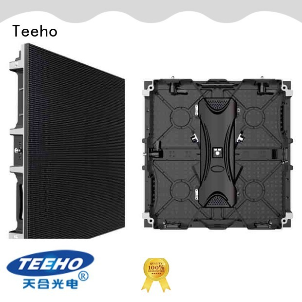 Teeho waterproof led display bulk production for conference meeting