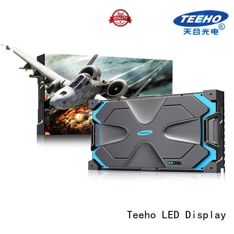 Teeho fashion design Small Pixel LED Display factory price for subway