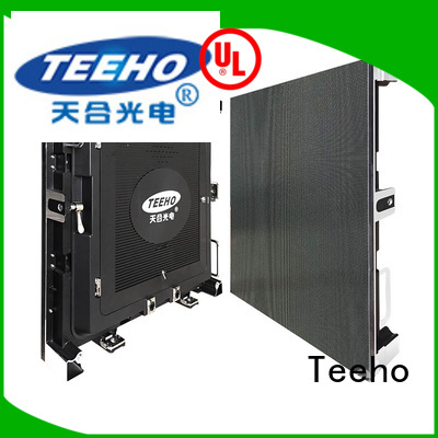 Teeho p5 led for wholesale for roomhotel hall