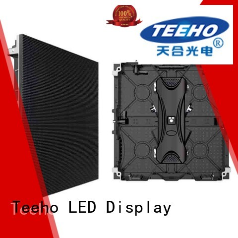 Teeho led display at discount for command and dispatch room