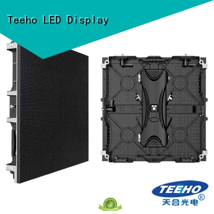 Teeho good quality LED poster odm for command and dispatch room