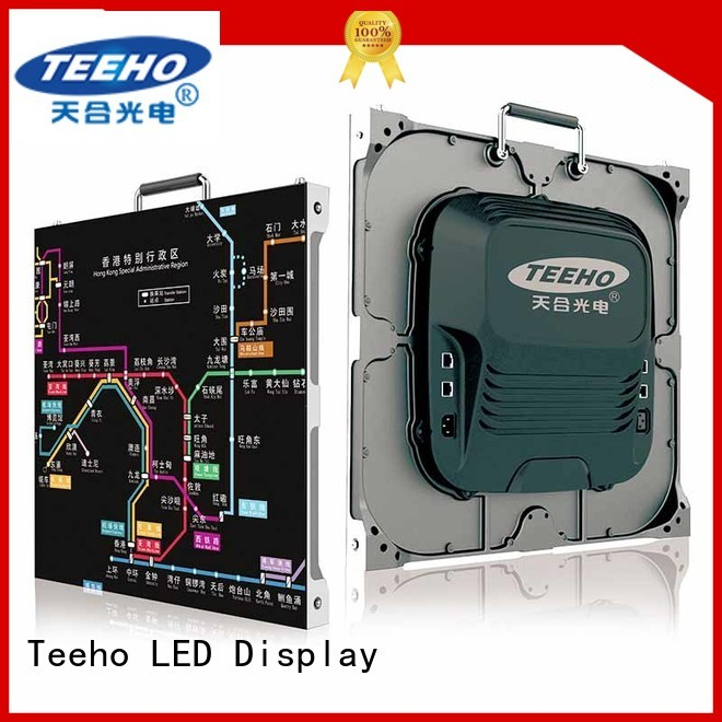fashion design small led display at discount for monitor room