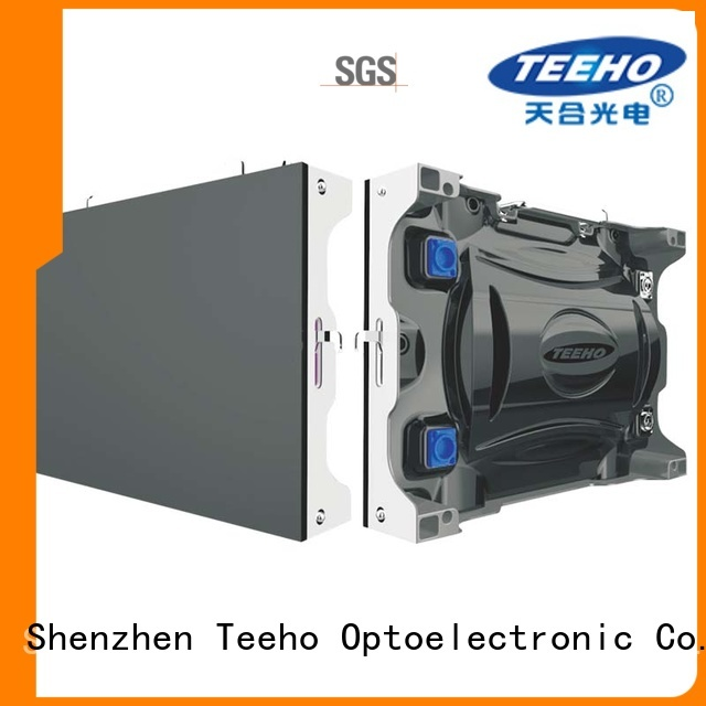 Teeho small led display oem for conference meeting