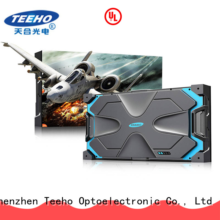 Teeho Small Pixel LED Display factory price for conference meeting
