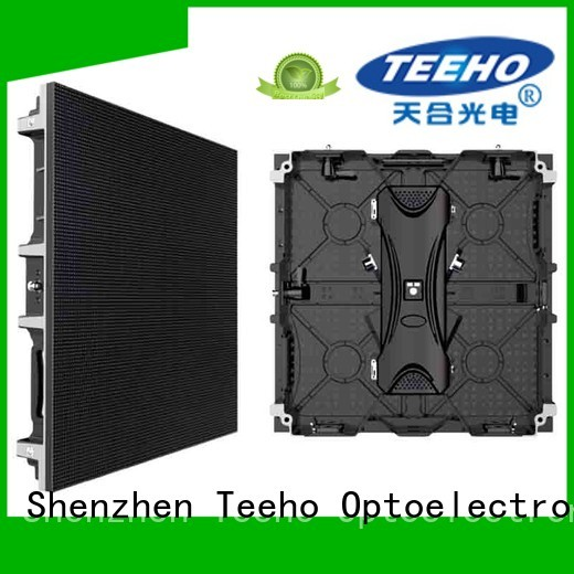 Teeho led display at discount for airport