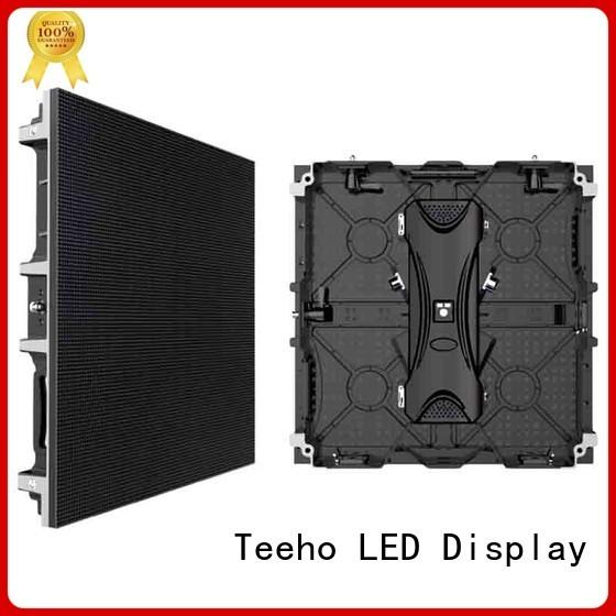 Teeho waterproof LED module bulk production for monitor room