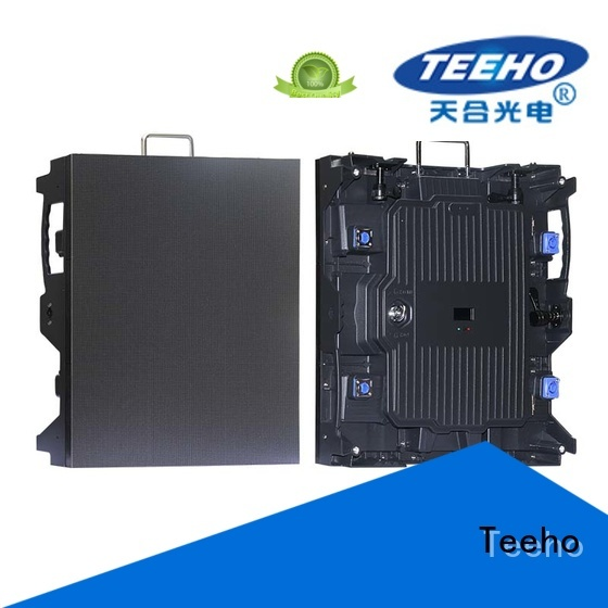 Teeho light led cabinet factory price for wedding ceremony