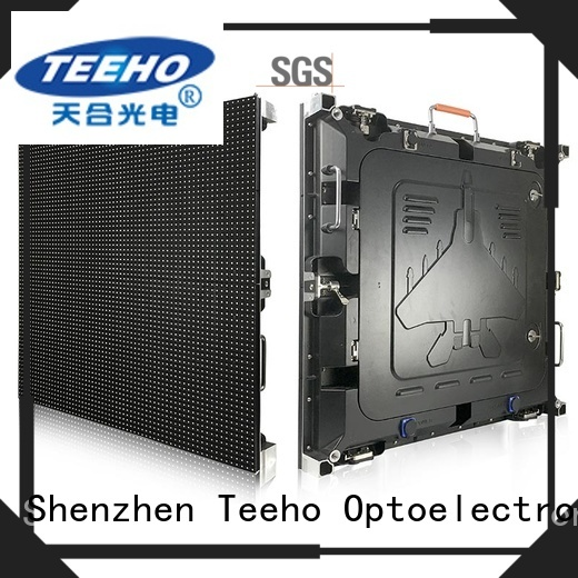 clear outdoor fixed led display for wholesale for roomhotel hall