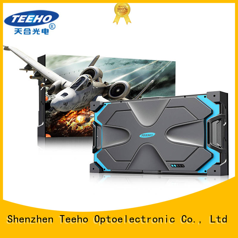 Teeho Small Pixel LED Display oem for subway