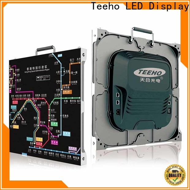 fashion design small led display for wholesale for airport