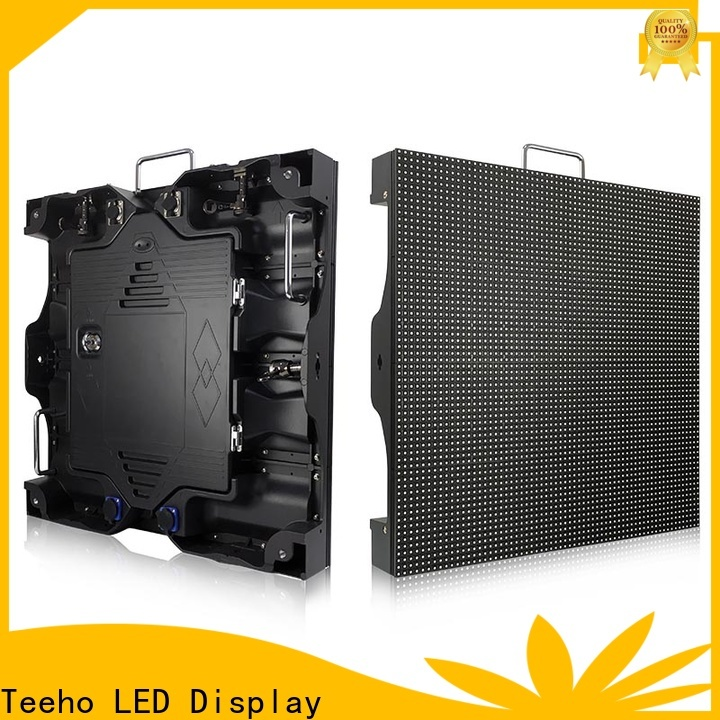 Teeho p5 led factory price for conference meeting
