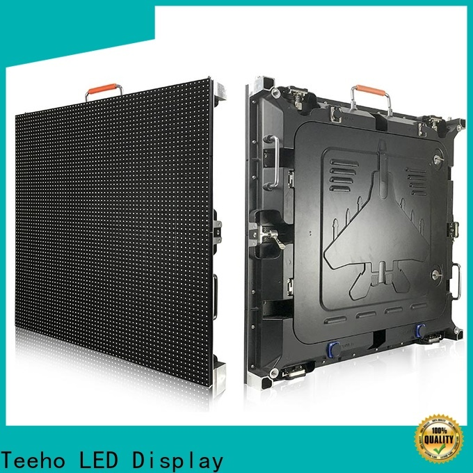 Teeho led sign display bulk production for conference meeting