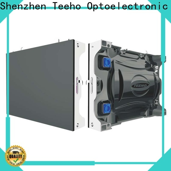 Teeho small led display for wholesale for command and dispatch room