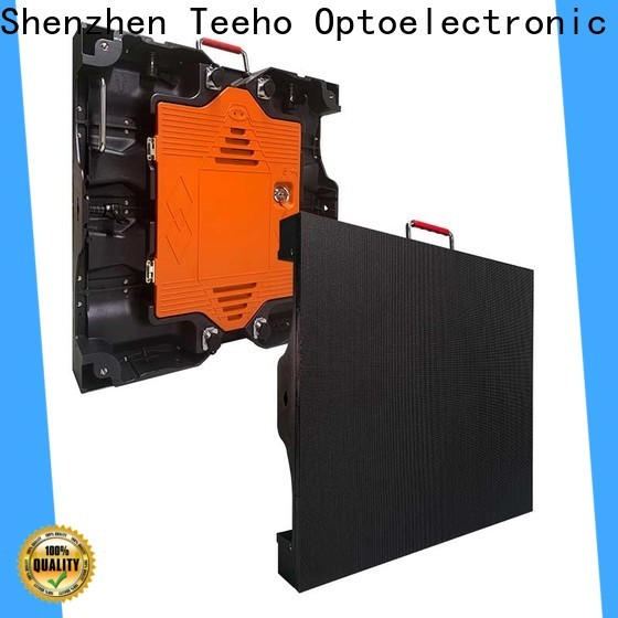 Teeho intdoor fixed led display for wholesale for leisure square