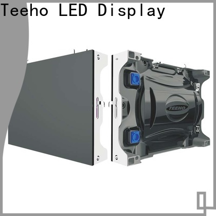 Teeho small led display factory price for airport