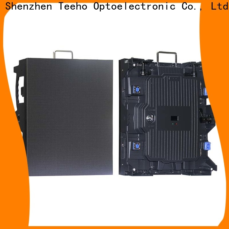 dismantled led panel by bulk for hotel stage