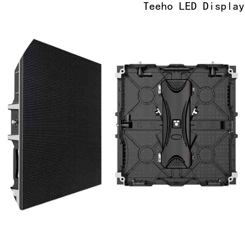 Teeho LED module bulk production for conference meeting