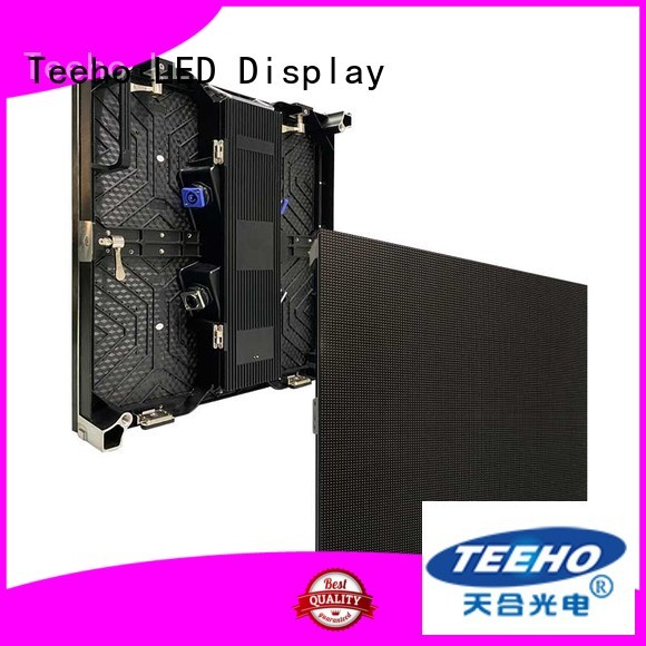 Teeho thin led wall factory price for hotel stage