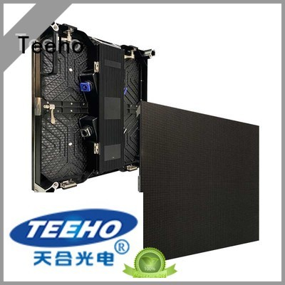 Teeho transported Rental LED Display factory price for exhibition