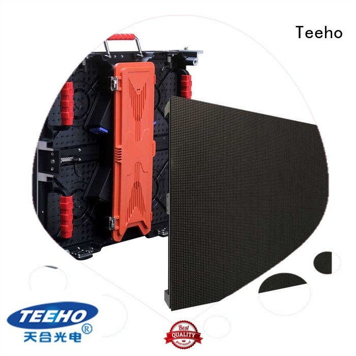 Teeho Rental LED Display bulk production for exhibition