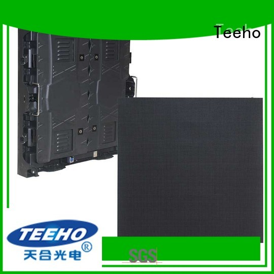Teeho high quality led sign display marketing for leisure square