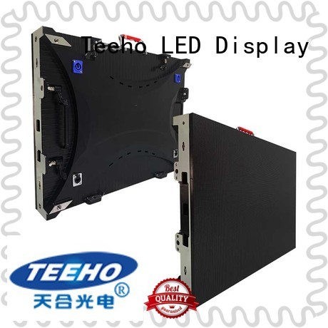 Teeho high quality outdoor fixed led display for wholesale for transportation sign