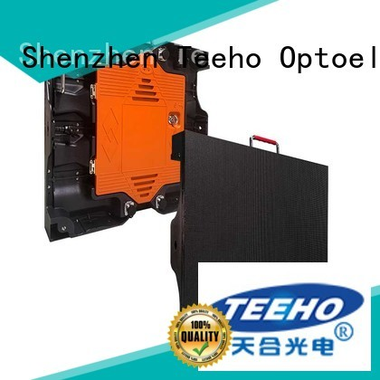 Teeho p5 led for wholesale for downtown shopping mall