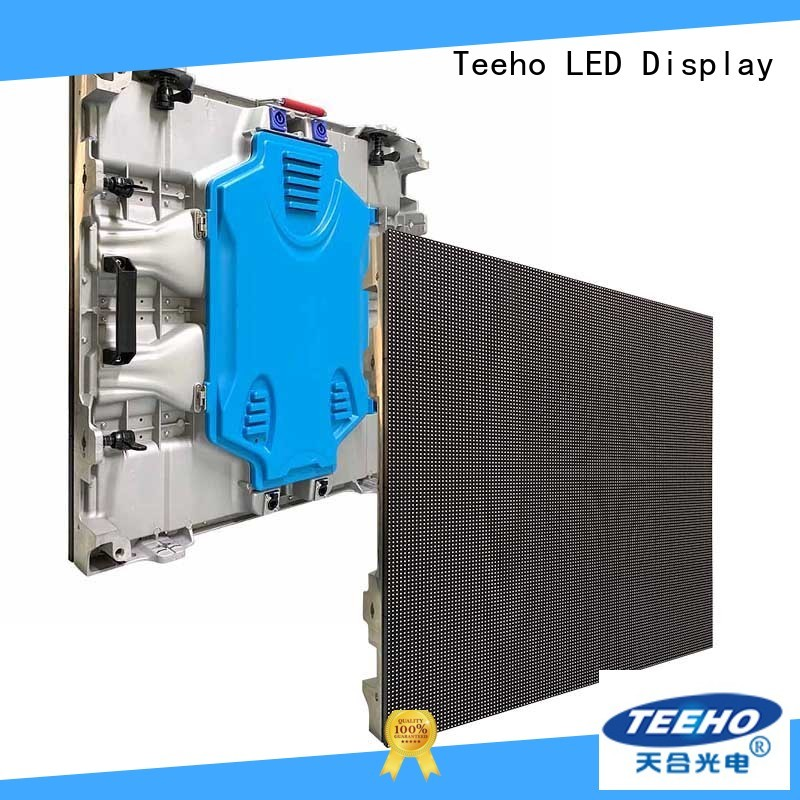 Teeho led sign display marketing for transportation sign