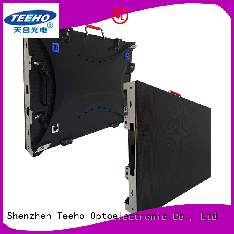 Teeho fixed led display bulk production for transportation sign