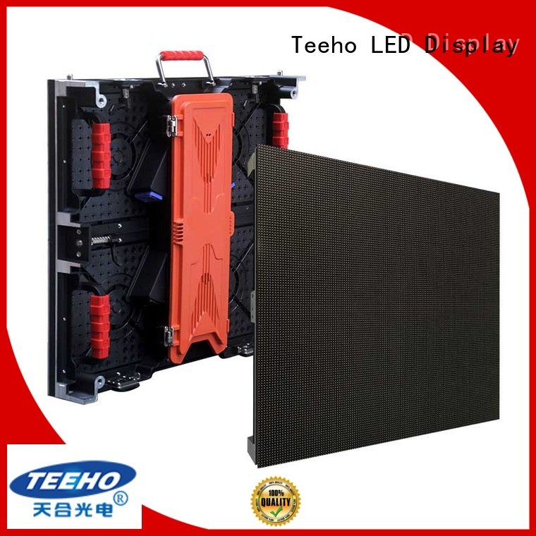 Teeho dismantled rental LED screen by bulk for wedding ceremony