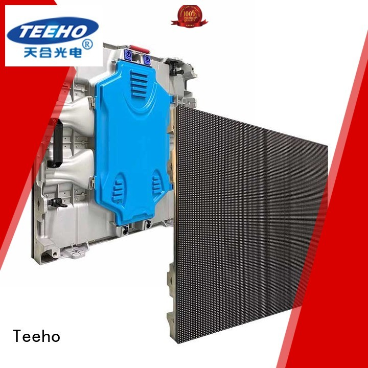 Teeho segment led display bulk production for conference meeting