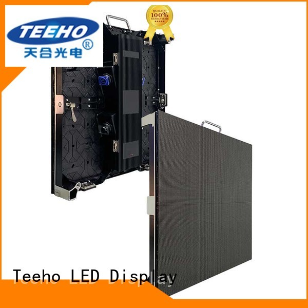 Teeho Rental LED Display factory price for wedding ceremony