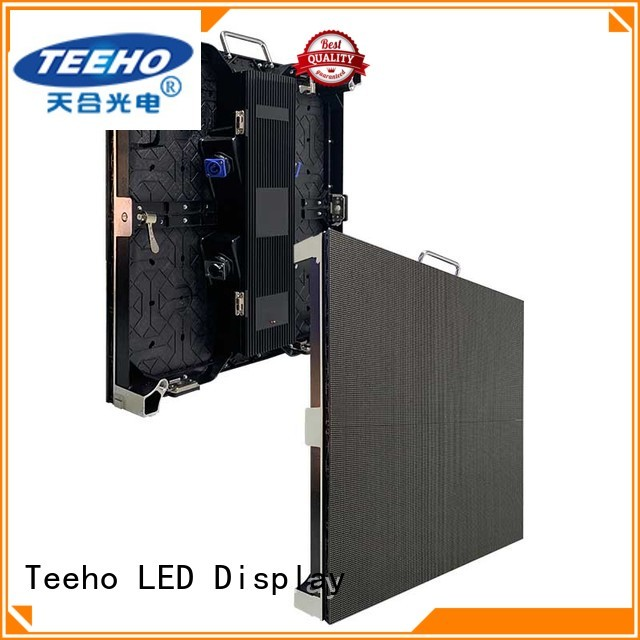 Teeho transported led panel by bulk for hotel stage
