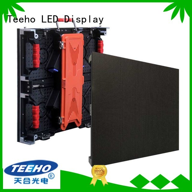 light foldable led screen marketing for wedding ceremony