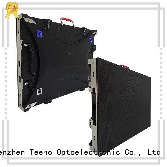 Teeho led sign display by bulk for conference meeting
