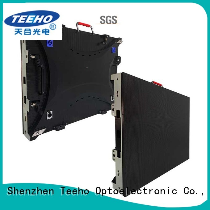 widely used intdoor fixed led display bulk production for company reception room