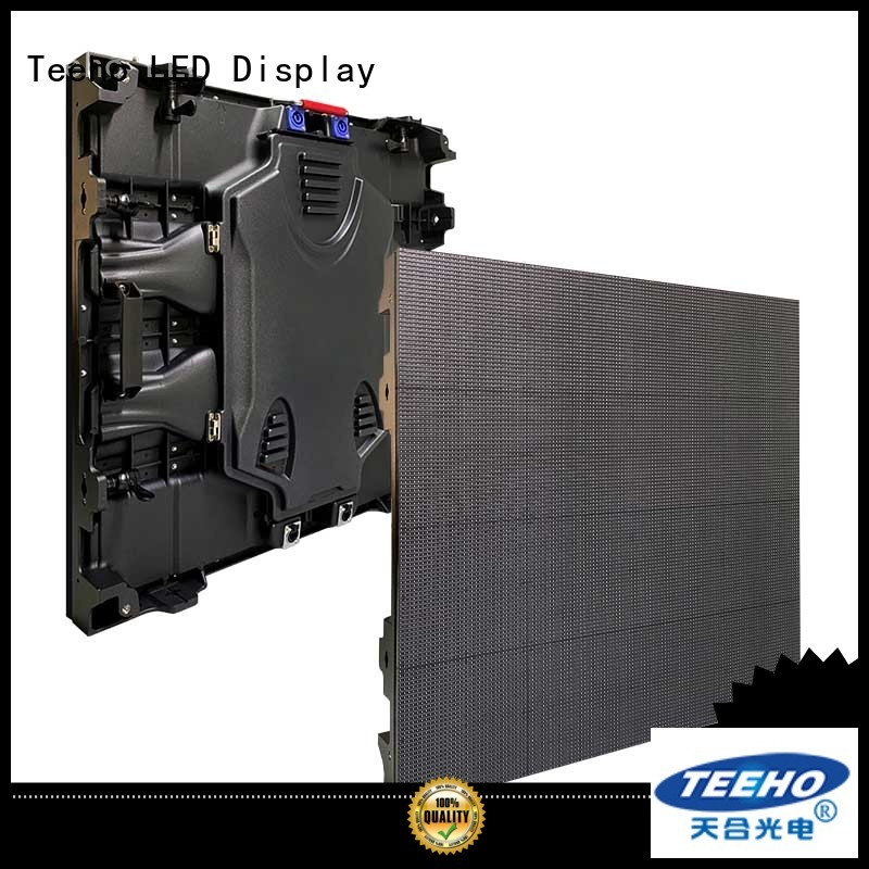 Teeho p5 led display factory price for conference meeting