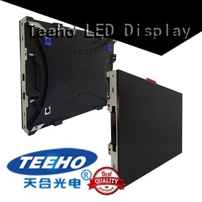 inexpensive outdoor fixed led display overseas market for leisure square