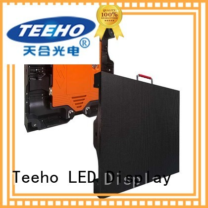 Teeho advanced technology p5 led factory price for downtown shopping mall